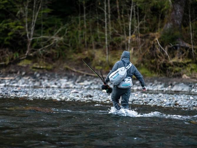 Zaini e attrezzature per la pesca a mosca
