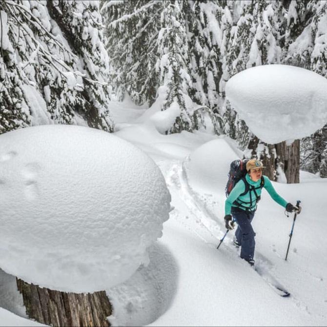 Sci e snowboard da donna