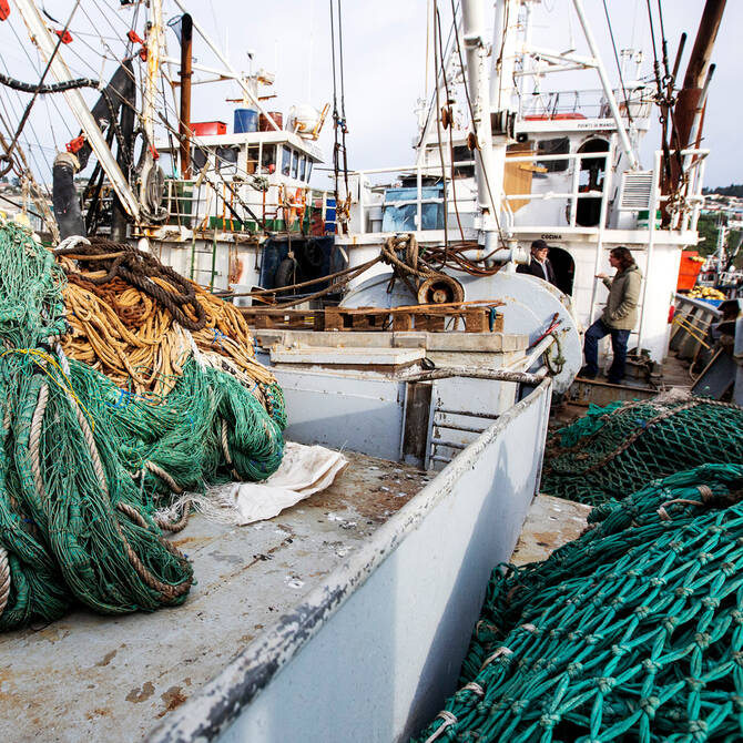 NetPlus® Reti da pesca riciclate