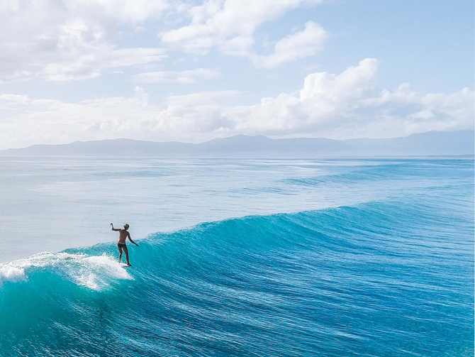 Surf pour femme