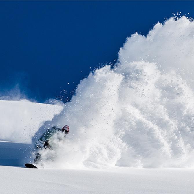 Ski- & Snowboard für Herren
