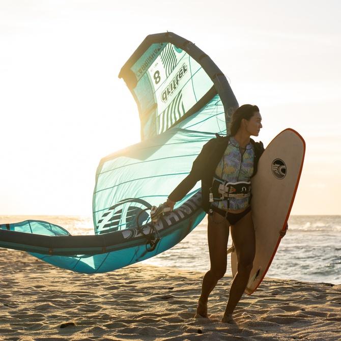 Women's Kitesurfing