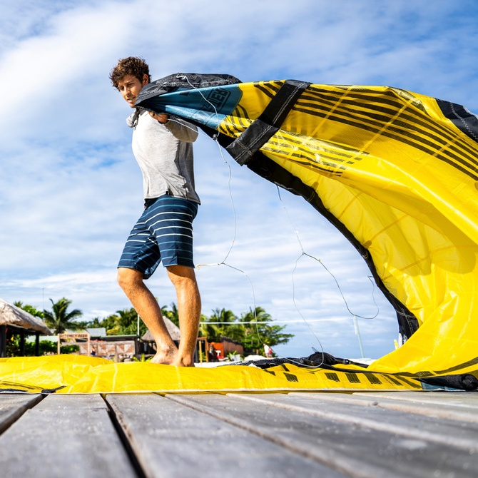 Men's Kitesurfing